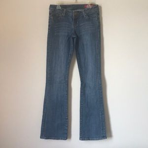 Seven7 Flare jeans Size 24 (00 US)